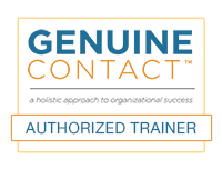Genuine Contact Authorized Trainer